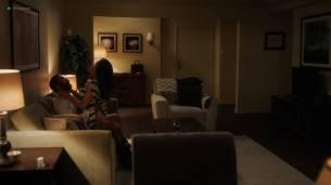 Naturi Naughton nude topless in sex scene Lela Loren nude boobs - Power (2018) s5e7 HD 1080p (5)