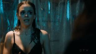 Rachel Bilson hot sexy and wet in undies and bra - Take Two (2018) s1e7 HDTV 720p
