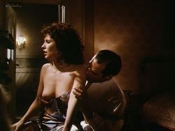 Valentina Vargas nude bush, full frontal and sex - Die Tigerin (1992) (7)