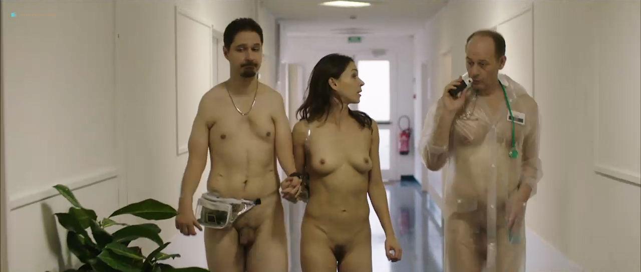 Nackt Alix Bénézech  Eva LaRue