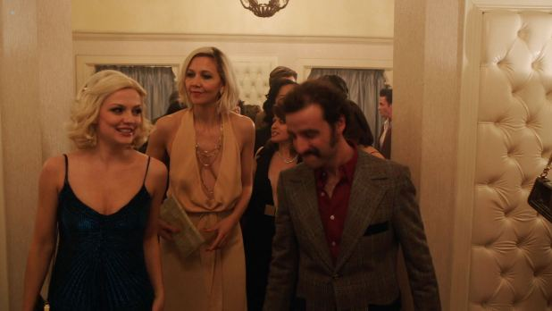 Anjelica Bosboom nude threesome with Erika Smith, Maggie Gyllenhaal, Emily Meade hot - The Deuce (2018) s2e3 HD 1080p (5)