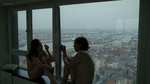 Barbara Callewaert nude and Dolores Bouckaert explicit nude sex threesome - Ex Drummer (BE-2007) HD 1080p (17)