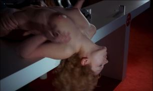 Brigitte Lahaie nude full frontal Dominique Journet, Cathy Stewart all nude and sex - The Night of the Hunted (FR-1980) HD 1080p (5)