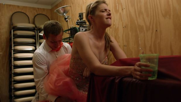 Cristen Coppen nude sexKate Miner, Ashley Wood hot sex not nude - Shameless (2018) s9e1 HD 1080p (3)