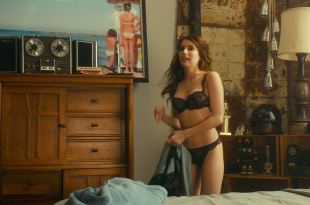 Emma Roberts hot and sexy and some sex – Little Italy (2018) HD 1080p Web