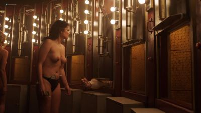 Hannah Townsend nude topless Tina Tanzer and others nude too - The Deuce (2018) s2e2 HD 1080p (6)