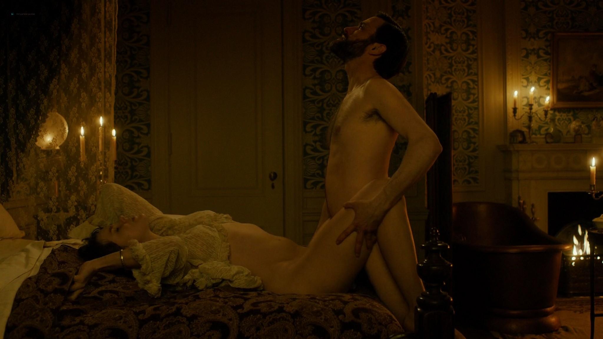 Jena Malone nude bush and sex - Angelica (2015) HD 1080p WEB (3)