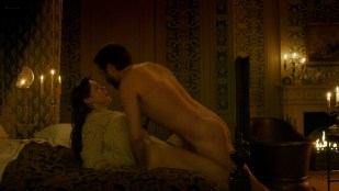 Jena Malone nude bush and sex - Angelica (2015) HD 1080p WEB