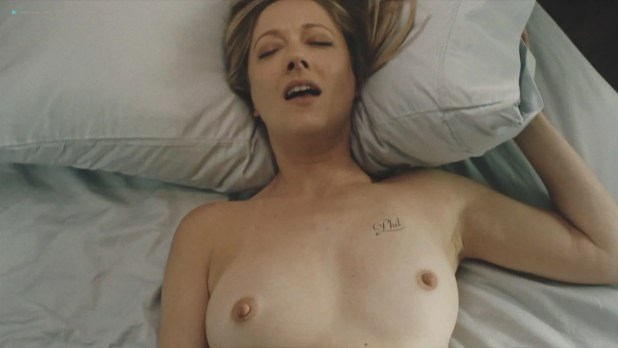 Judy Greer nude topless and some sex - Kidding (2018) s1e2 HD 1080p (5)