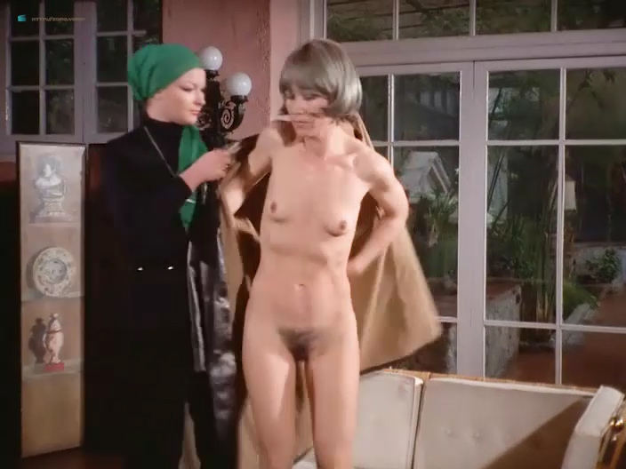 Lina Romay nude full frontal Alice Arno and Tania Busselier nude sex - How to Seduce a Virgin (1974) (16)