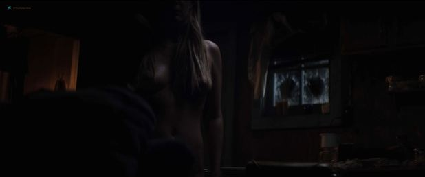 Riley Keough nude full frontal - Hold the Dark (2018) HD 1080p Web (4)