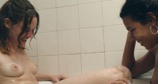 Zita Hanrot nude topless and Clémence Boisnard nude too - La fête est finie (FR-2017) HD 1080p Web (5)