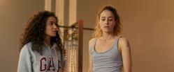 Alice David nip slip, Sabrina Ouazani, Charlotte Gabris hot and sexy - Demi soeurs (FR-2018) HD 1080p Web (10)
