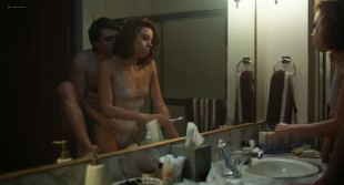 Aubrey Plaza hot and sexy - An Evening with Beverly Luff Linn (2018) HD 1080p