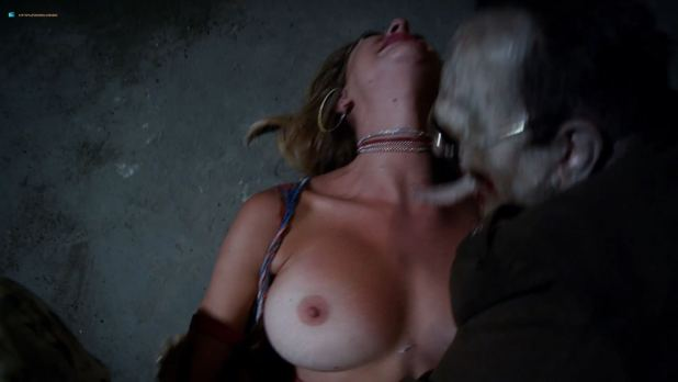 Bianca Zouppas nude busty topless - Dead Squad: Temple of the Undead (2018) (3)