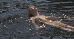 Brigitte Skay nude full frontal skinny dipping  - A Bay of Blood (IT-1971) HD 1080p BluRay (11)