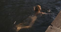 Brigitte Skay nude full frontal skinny dipping  - A Bay of Blood (IT-1971) HD 1080p BluRay (10)