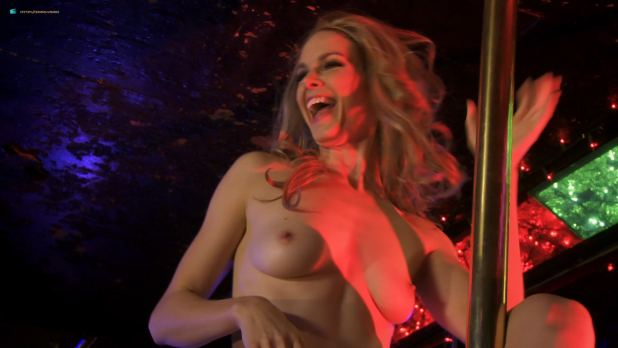 Catherine Annette nude topless Cindy Lucas, Erika Jordan and others nude as strippers - After Midnight (2014) HD 1080p (3)