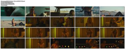 Elle Fanning hot sexy and wet in bikini - Galveston (2018) HD 1080p (1)