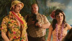 Emily Meade nude blow job, Margarita Levieva and Adelind Horan sexy - The Deuce (2018) s2e4 HD 1080p (11)