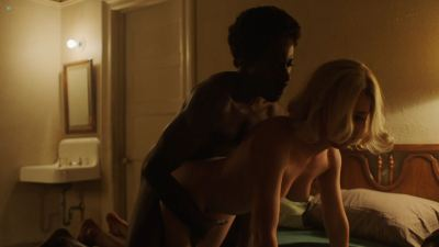 Emily Meade nude sex Haley Rawson, Amanda Barron nude sex too - The Deuce (2018) s2e8 HD1080p Web (8)