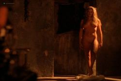 Julie Cialini nude full frontal Regina Russell and Julie K. Smith nude too  - Wolfhound (2002) (5)