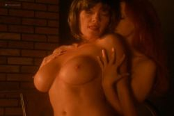 Julie Cialini nude full frontal Regina Russell and Julie K. Smith nude too  - Wolfhound (2002) (2)