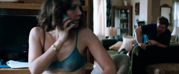 Maggie Gyllenhaal nude in the shower - The Kindergarten Teacher (2018) HD 1080p (10)