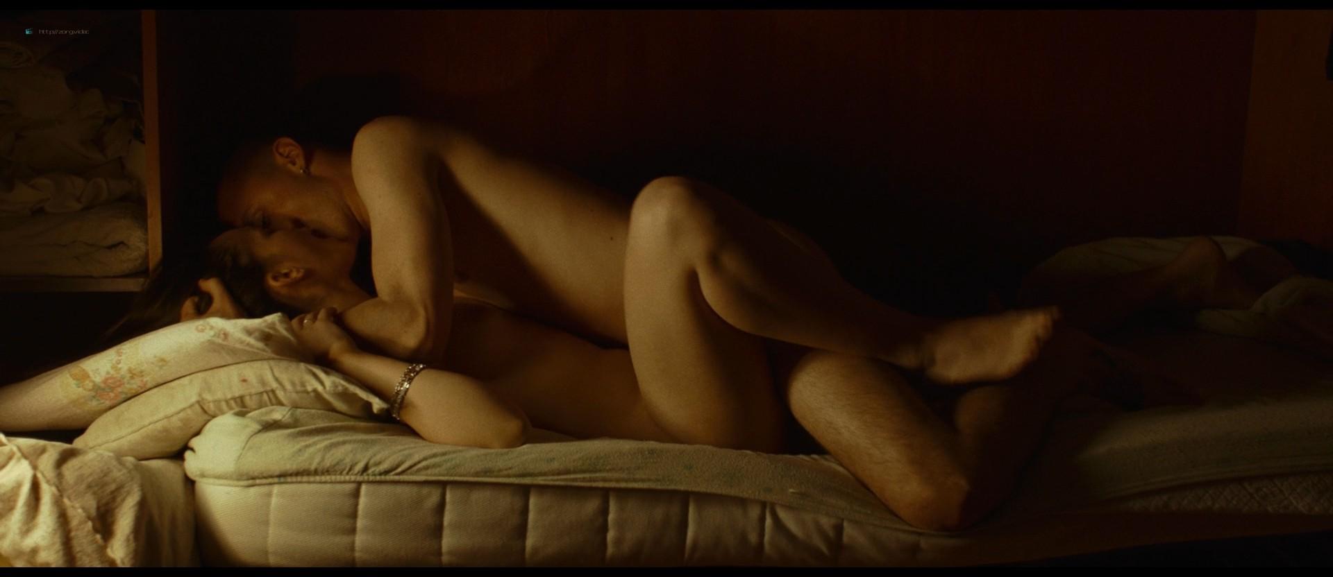Michela De Rossi nude topless and hot sex - La Terra dell'abbastanza (IT-2018) HD 1080p BluRay (4)