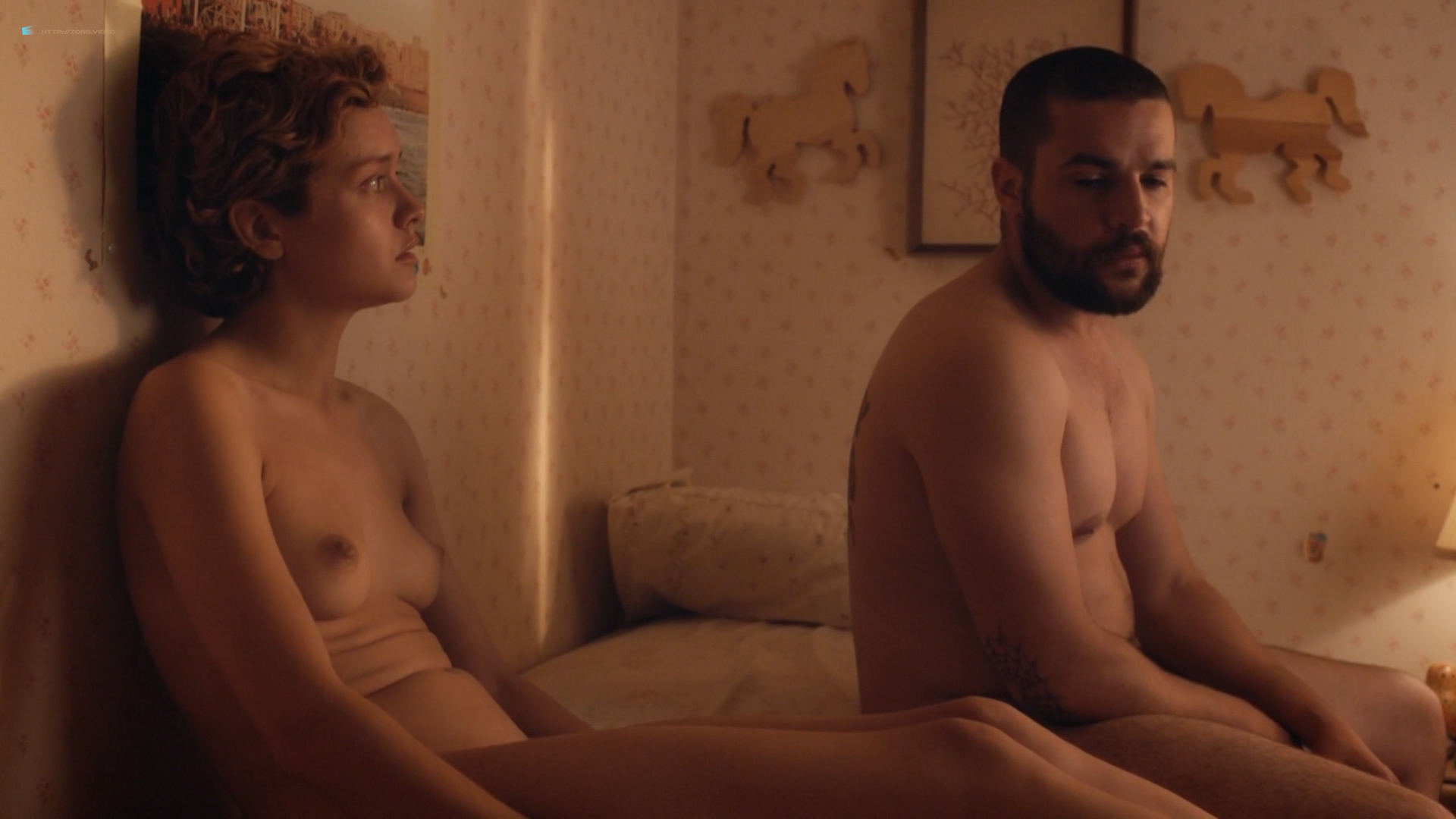 Olivia Cooke nude topless and sex doggy style- Katie Says Goodbye (2016) HD 1080p Web (8)