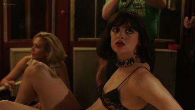 Valéry Lessard nude and sex Sydney Farley hot masturbating - The Deuce (2018) s2e6 HD 1080p WEB (8)
