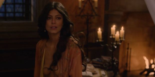 Alessandra Mastronardi nude topless and sex,others nude too - Medici Masters of Florence (2018) S02 HDTV 1080p (6)