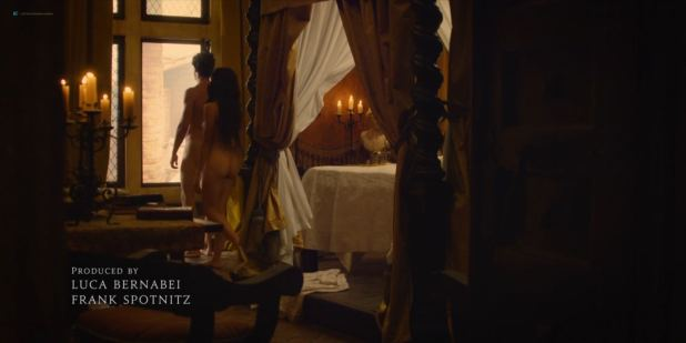 Alessandra Mastronardi nude topless and sex,others nude too - Medici Masters of Florence (2018) S02 HDTV 1080p (5)