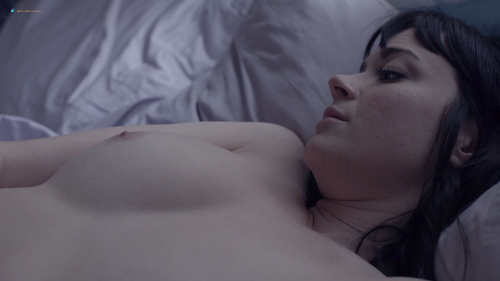 Amber Stonebraker nude bush topless and sex - Sex Weather (2018) HD 1080p (12)