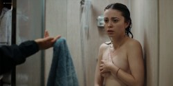 Anca Dumitra nude in the shower and some sex - Doing Money (UK-2018) HD 1080p (5)