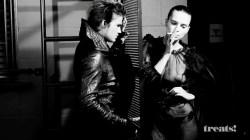 Emily Ratajkowski nude full frontal in photoshoot for Treats (2012) HD 1080p (7)