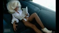 Emily Ratajkowski nude full frontal in photoshoot for Treats (2012) HD 1080p (5)