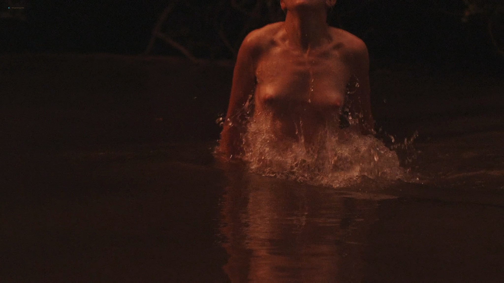 Josephine Decker nude full frontal - Sisters of The Plague (2015) HD 1080p Web (10)