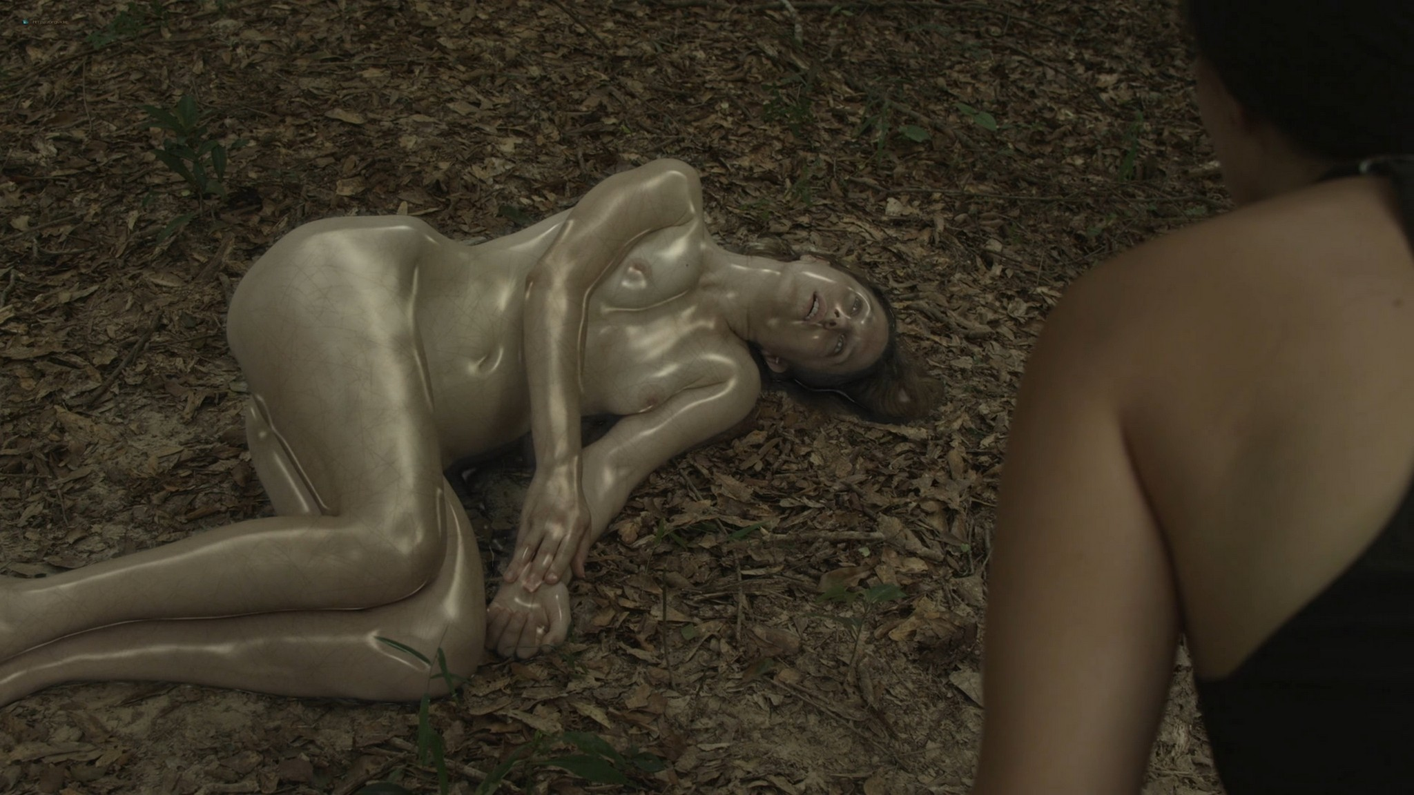 Josephine Decker nude full frontal - Sisters of The Plague (2015) HD 1080p Web (2)
