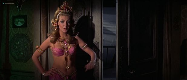 Ursula Andress hot Daliah Lavi and others sexy - Casino Royale (1967) HD 1080p BluRay (9)