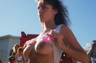 Yamilet Hidalgo nude topless other topless and wet - Nightmare Beach (1989) HD 1080p BluRay (8)