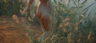 Aglaya Tarasova nude butt while skinny dipping - Tanki (RU-2018) HD 1080p Web