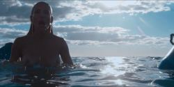 Elsa Pataky nude butt and boobs while skinny dipping - Tidelands (AU-2018) s1e3 HD 1080p (3)