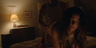 Emmanuelle Chriqui hot and sex doggy style - Hospitality (2018) HD 1080p