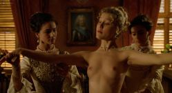 Gabriella Pession nude topless and sex Lola Pagnani nude full frontal - Ferdinando and Carolina (1999) HD 1080p (16)