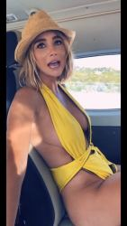 Sara Jean Underwood nude full frontal - Bahamas Trip - Compilation - Days 1-4 good parts (10)