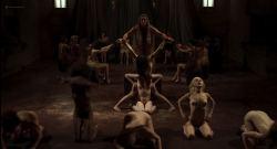 Dakota Johnson hot c-true Mia Goth nude full frontal others nude too - Suspiria (2018) HD 1080p (13)