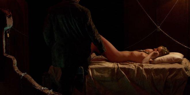 Hayden Tweedie nude and Johanna Stanton nude too - Doom Room (2019) HD 1080p (6)