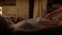 Holliday Grainger hot in few sex scenes - Lady Chatterley's Lover (UK-2015) HD 1080p BluRay (10)