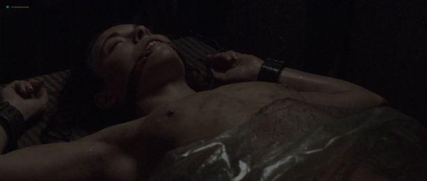 Jenny Spain nude bush and butt - Deadgirl (2008) HD 720p BluRay (12)
